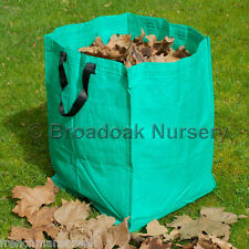 STRONG DURABLE GARDEN WASTE BAG -Large 120 Litre Sack - 45 x 45 x 60cm