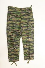 Pantalone modello BDU coloere Tiger Stripes in cotone soft air