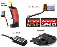 CARRERA DIGITAL 124 / 132 Wireless+ NEU Handregler oder Ersatzakku 10111 10115