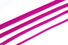 Cherry Pink Braided Sleeving Cable Harness Sheathing Expanding Sleeve Many sizes
