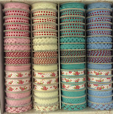 Vintage Style Ribbon - Craft -  Rustic Wedding - Scrapbook Craft Sew