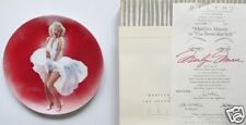 Marilyn Monroe Plate Collection (No 1 to 12 sold individually)