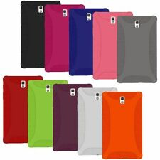 Amzer Silicone Skin Jelly Soft Case Back Cover For GALAXY Tab S 8.4 SM T700 T705