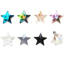 New Surgical Steel 5mm Prism Star Dermal Anchor Head Top Choose Colour 14g