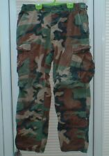 GERMAN ARMY FLECKTARN COMBAT TROUSERS SUPER GRADE AND GRADE ONE