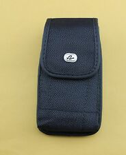 NEW - Vertical Design Rugged Holster Side Belt Loop Clip Cover Pouch Case