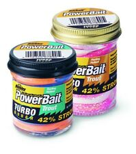 Berkley Powerbait Power Turbo Dough Trout Bait Glas Forellenteig Troutbait