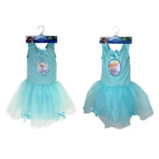 FROZEN DISNEY ANNA ELSA OFFICIAL LICENSED GIRL FANCY DRESS FAIRYTALE PRINCESS