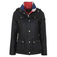 Barbour Wax Force Utility Jacket / Union Jack Lining BNWT, RRP £229.00