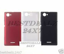 New OEM Sony Battery Back Door Case Cover for Sony Xperia L S36H C2104 C2105