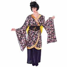 COSTUME BAMBINA GEISHA GIAPPONESE CINESE ORIENTALE TEATRALE COSTUME