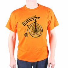 A Tribute To The Prisoner T Shirt - Whose Side Are You On Penny Farthing Cult TV