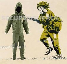 British Army NBC Nuclear Biological Chemical Suit, CBRN Olive Green New- Sizes