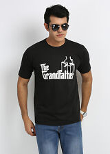 Stylish The Grandfather Round Neck T-Shirts