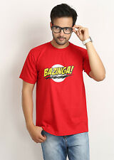 Stylish Bazinga Round Neck T-Shirts