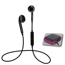 Sony Earbuds In-Ear Stereo Headphones With Powerful Bass - Black MDR-EX15LP