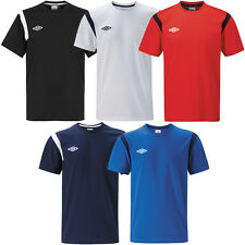 Umbro Cotton Training Trikot Fussball Trainingstrikot Sport Jersey 134 - 158 neu