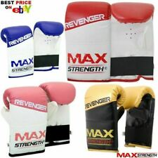 Pro Bag Mitts Gloves Boxing MMA UFC Muay Thai Training Grappling Heavy Punch