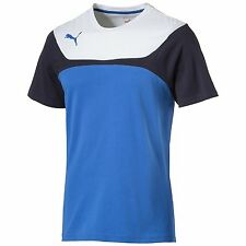 Puma Trainingsshirt Esito 3 Herren [Royal-Weiß]