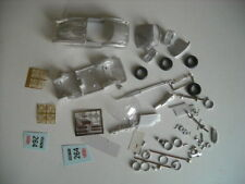 Austin Healey 100/6 road and rally cars 1/43rd scale kits by K & R Replicas