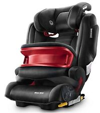RECARO MONZA NOVA IS BLACK 2016 TEST GUT SCHNULLER-BABYFACHMARKT 4 FILIALEN