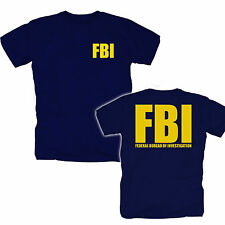 FBI nypd swat new york city lapd police polizei usa csi law order navy lka S-XXL