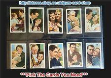 ☆ Gallaher - Film Partners 1935 (F) ***Pick The Cards You Need***