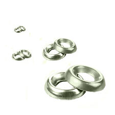 Screw Cup Washers - A2 Stainless Steel No.10 (4.5mm Internal Diameter)