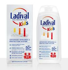 LADIVAL KIDS ADULTS SUNSCREEN LOTION SPF50 Advanced INFRARED Protection ECZEMA