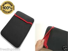 Tablet Netbook Laptop Sleeve Cover Pouch Case for 7, 8, 10, 12, 14, 15.6 inch ""
