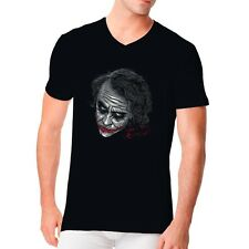 Heath Ledger: Serious Joker S-3XL  einfach cooles T-Shirt