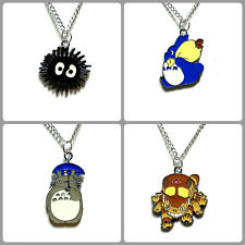My neighbour totoro studio ghibli 18 inch necklace chain, lobster clasp