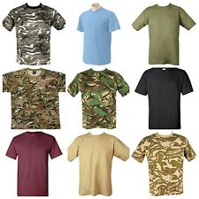 Military T Shirts Camouflage T Shirts Camo Pattern Army T Shirts Multicam Shirt