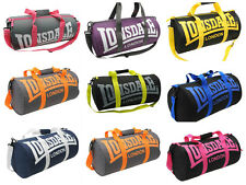 Lonsdale Barrel Gym Sports fitness running Bag holdall Various colours
