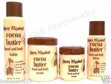 Queen Elisabeth Cocoa Butter Hand & Body Lotion And Cream In Small And Large £££