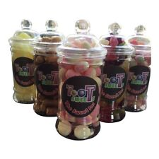 The Sweet Jar Small Victorian Sweets Chocolate Jar Retro Gift Over 60 Variations