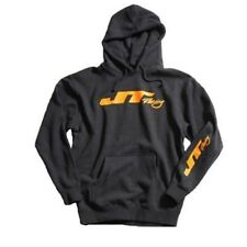 JT RACING Sudadera ICON gris Motocross Enduro Cross MTB Quad MX FMX DH FR