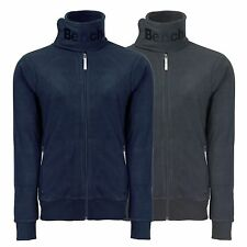 Bench Core Funnel Herren Fleece-Jacke C Zip Thru Funnel Herrenjacke Fleecejacke