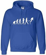 EVOLUTION OF DIVING HOODIE DIVE HOODY WATER SPORT HOODED SWEAT SIZES S-XXL