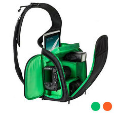 Waterproof Sling Camera Bag DSLR Case for Canon for Nikon for Sony Camera