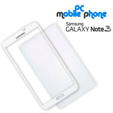 Cristal frontal tactil Samsung Galaxy Note 3 N9000 BLANCO + Lamina cola OCA