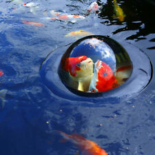 VELDA FLOATING FISH SPHERE DOME GARDEN POND WATER KOI WINDOW VIEW HEALTH CARE