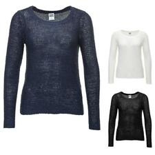 NEU Vero Moda Damen Strickpullover Strick Knit Jumper LS Pullover Color Mix - %