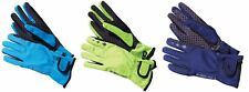 Harry Hall Softshell WATERPROOF REFLECTIVE WINTER HORSE RIDING GLOVES ALL SIZES