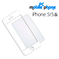 Cristal pantalla tactil digitalizador Apple Iphone 5/5S BLANCO + Lamina cola OCA