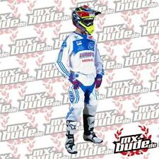 Troy Lee Designs SE Pro Jersey Adidas Team MTB Motocross MX FMX Cross weiss-blau