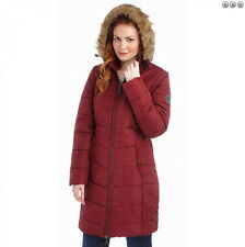 Regatta Fearne Ladies Padded Jacket Long Insulated Winter Coat END OF LINE