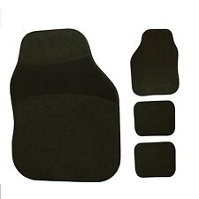 MATIZ NEW GREY UNIVERSAL CAR CARPET FLOOR MATS SET OF 4 (FRONT & REAR)