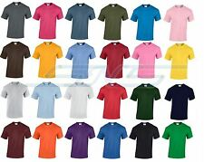 Gildan Plain New Mens Ladies T Shirts Soft Style Cotton Unisex T-Shirt L M S XL