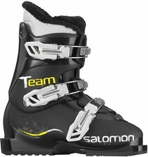SALOMON TEAM (22_26.6) Kinderskischuh (black) NEU !!!